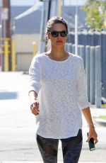 Alessandra Ambrosio Casual Day Out And About In LA