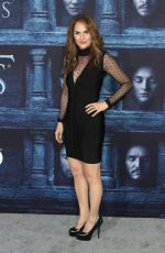 Amy Brenneman At Game of Thrones Season 6 Premiere In LA