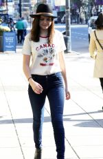 Bailee Madison Out In Vancouver