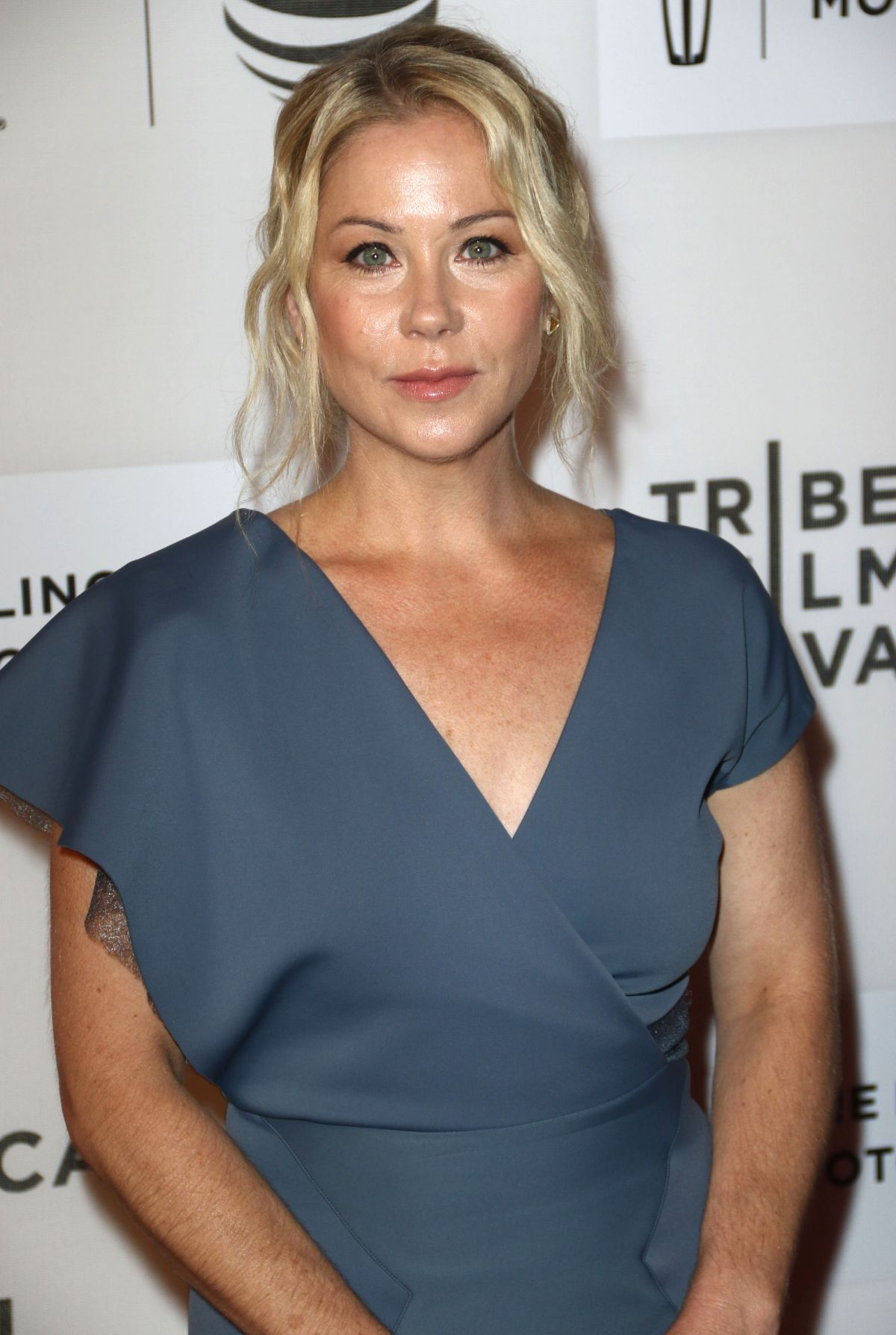 Christina Applegate At 'Youth In Oregon' Premiere In NYC ... Christina Applegate