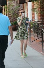 Diane Kruger Out And About In Beverly Hills