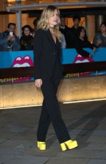 Georgia May Jagger At Opening Night Gala of The Rolling Stones