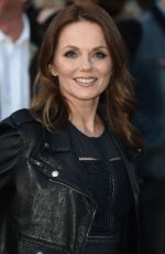 Geri Halliwell At The Rolling Stones Exhibitionism In London