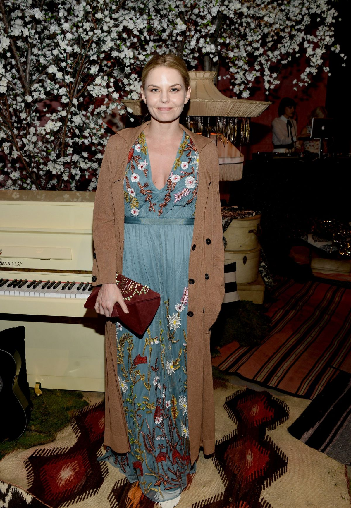 9cd758ceab6 Jennifer Morrison At alice + olivia by Stacey Bendet and Neiman Marcus  See-Now-