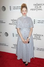 Judy Greer At All We Had' Premiere At Tribeca Film Festival In NY