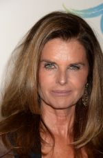 Maria Shriver At REFUGEE Exhibit At Annenberg Space For Photography In Century City