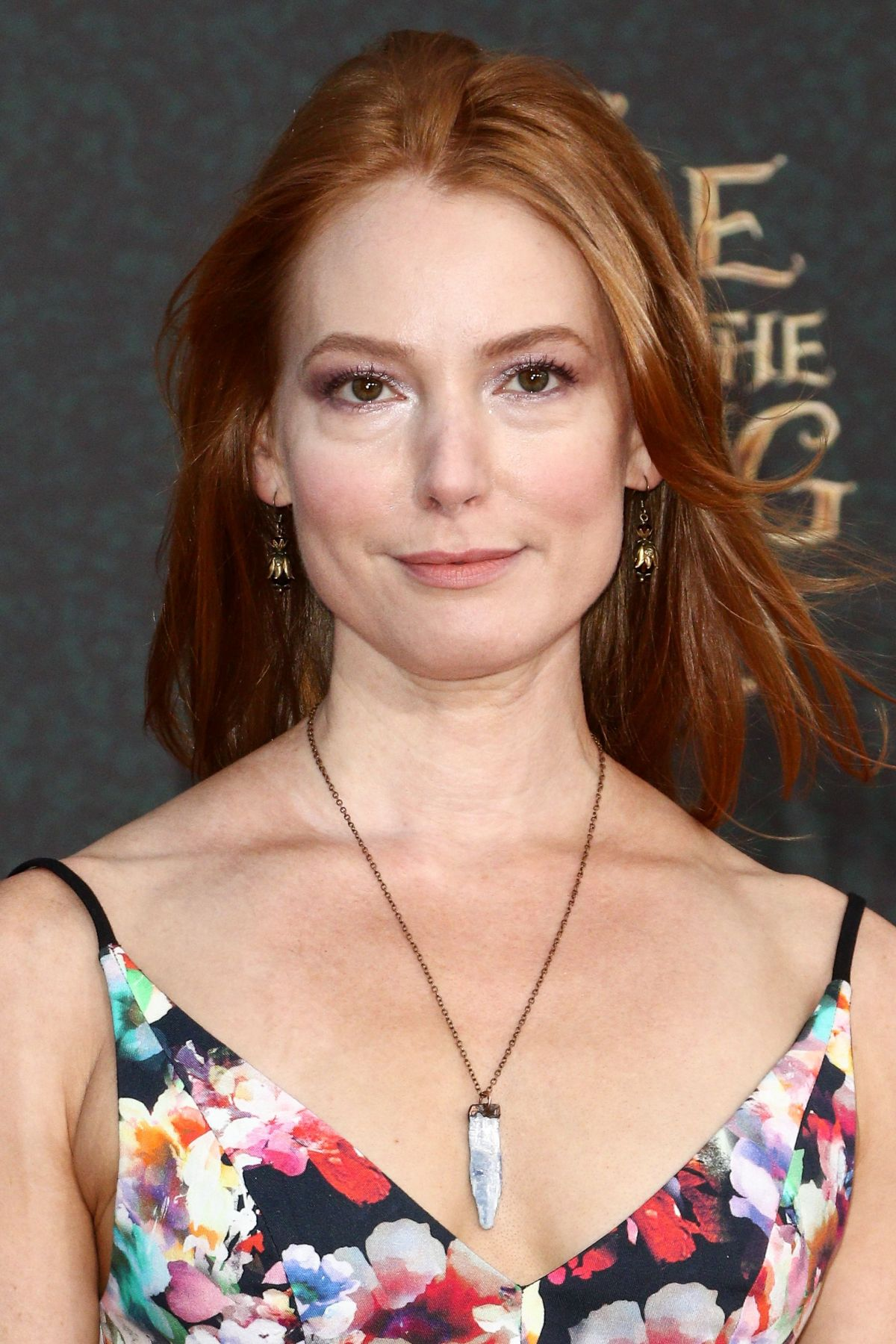 Alicia Witt At 'Alice Through The Looking Glass' Premiere ...