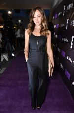 Autumn Reeser At PS Arts the Party In LA