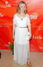 Beverley Mitchell At 13th annual Inspiration Awards to benefit STEP UP