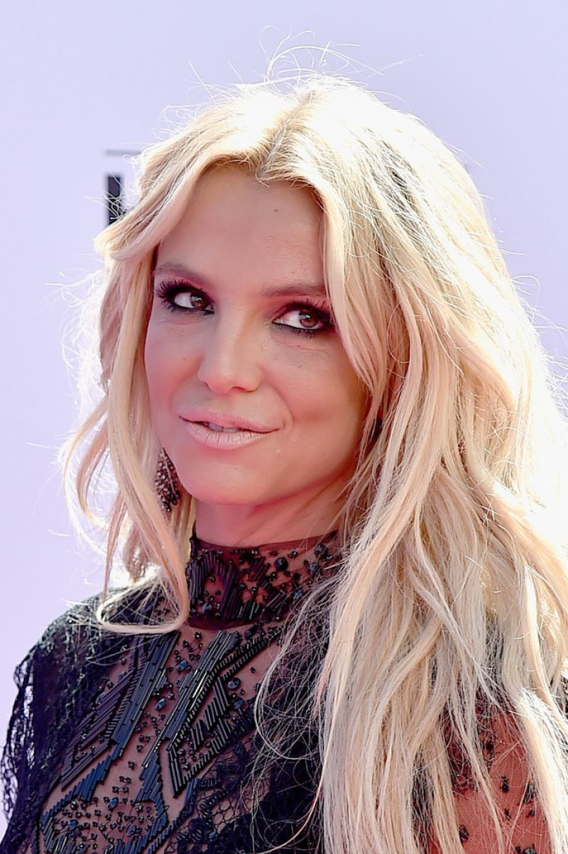 Britney Spears At 2016...