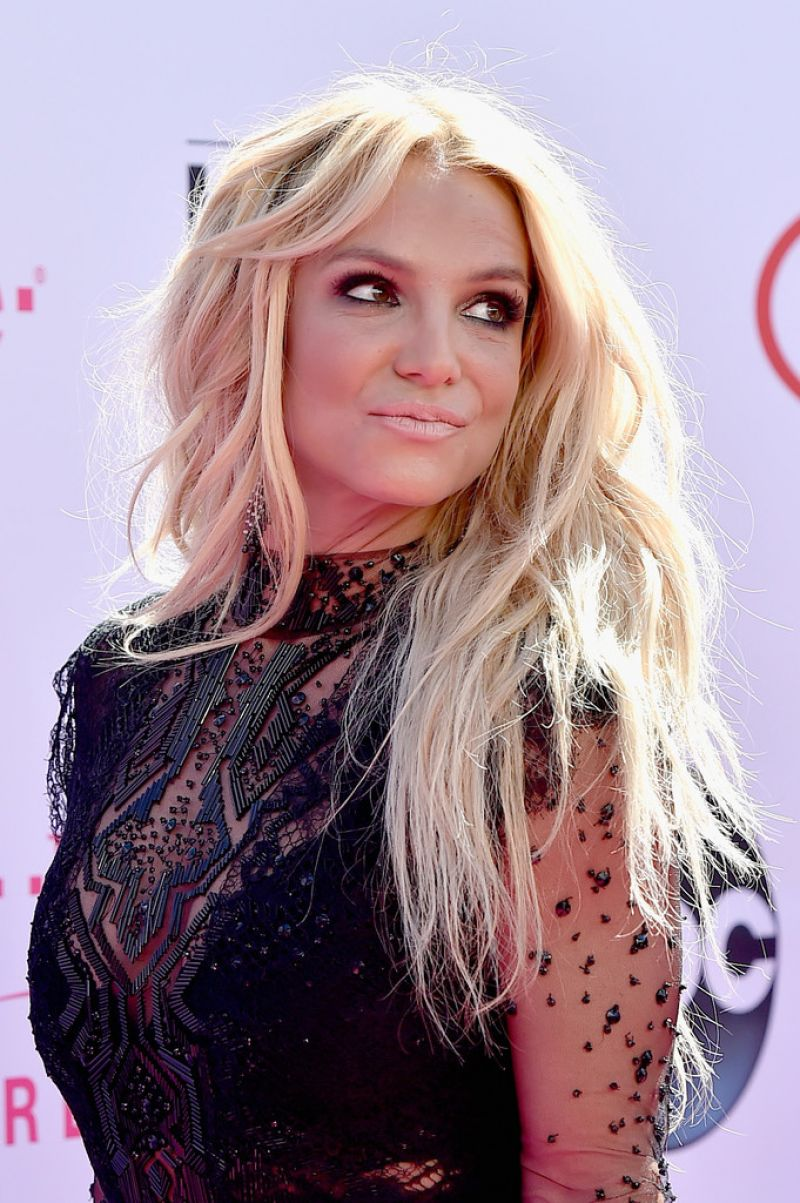Britney Spears At 2016 Billboard Music Awards In Las Vegas ... Britney Spears