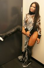 Cassie At Bad Boy Reunion Concert May 2016