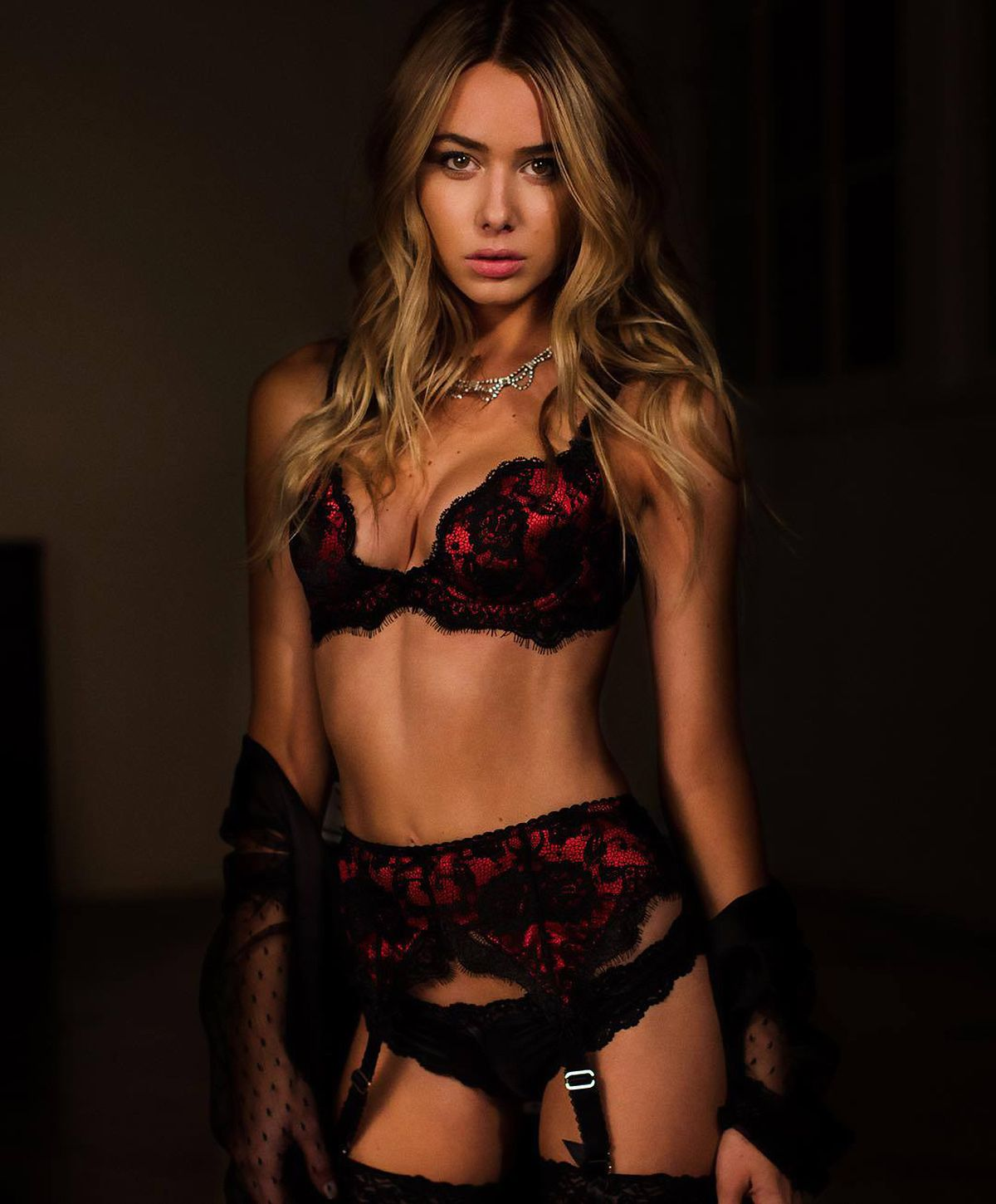 Celeste Bright - Ramon Bryce photoshoot - 2016