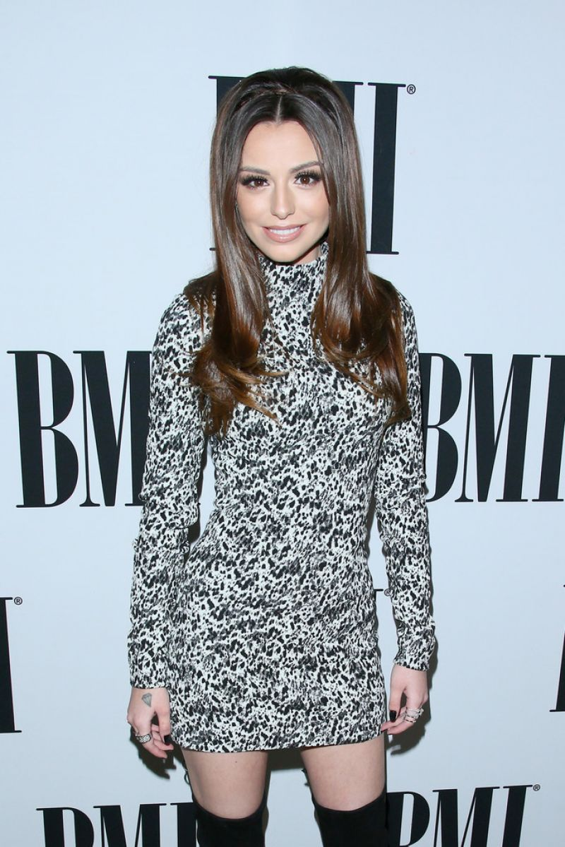 Cher Lloyd At 64th Annual BMI Pop Awards In Beverly Hills