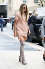 Ciara Out In NYC