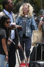 Erin Heatherton Out In Mexico City