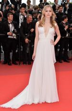 Erin Moriarty At Closing Ceremony Red carpet at the annual 69th Cannes Film Festival