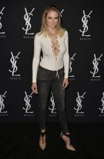 Genevieve Morton At L'Oreal Party At 2016 Cannes Film Festival