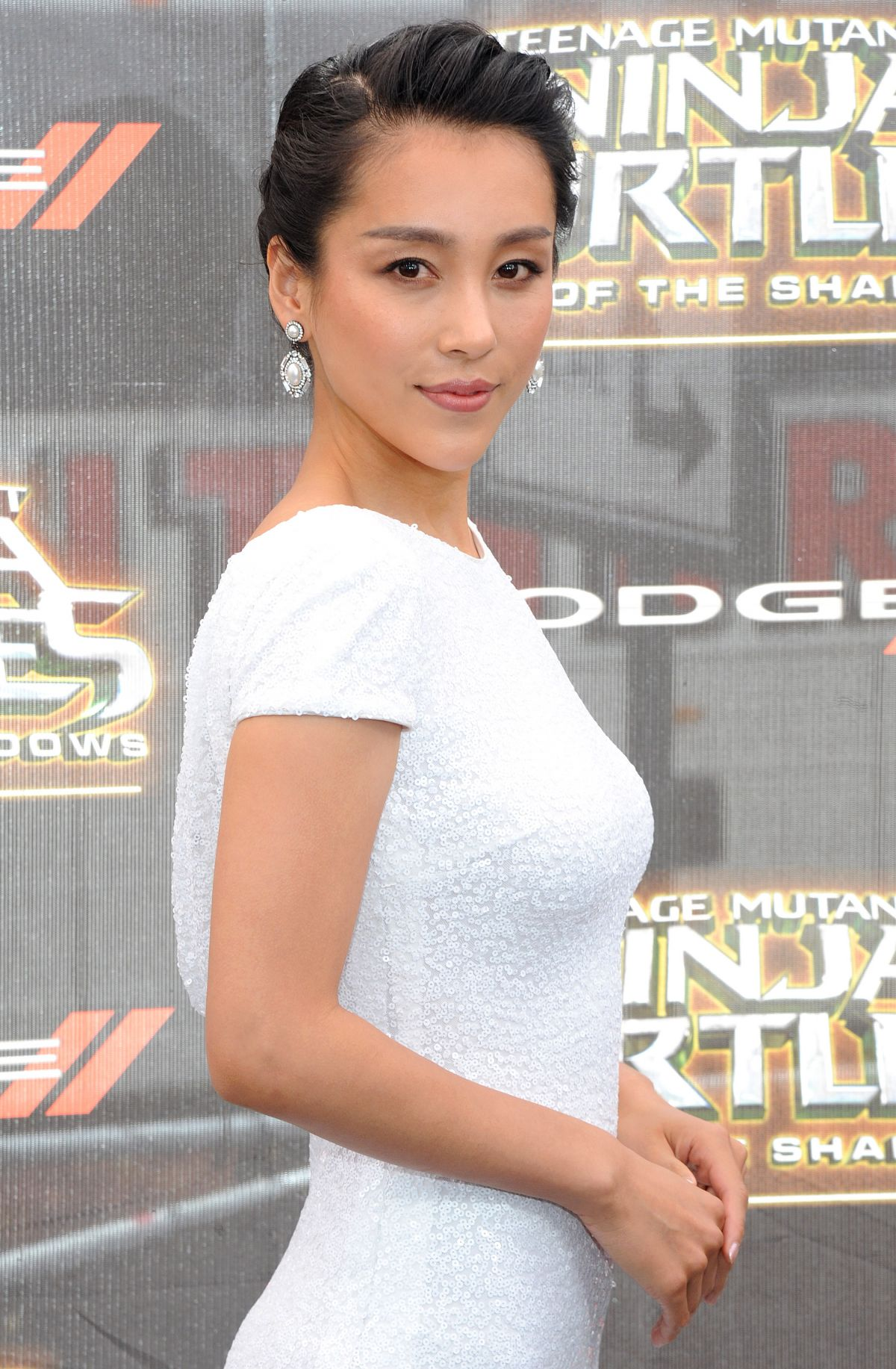 Jane Wu At 'Teenage Mutant Ninja Turtles: Out of the ... Britney Spears Vegas