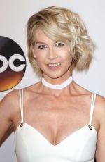 Jenna Elfman At ABC Upfronts, David Geffen Hall, New York City