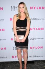 Katrina Bowden At NYLON And BCBGeneration