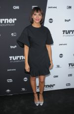 Rashida Jones At 2016 Turner Upfronts, Nick and Stef
