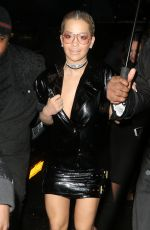 Rita Ora At The Up&Down Bash After The Met Gala In New York City