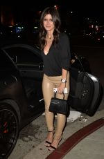 Roxy Sowlaty Out In West Hollywood