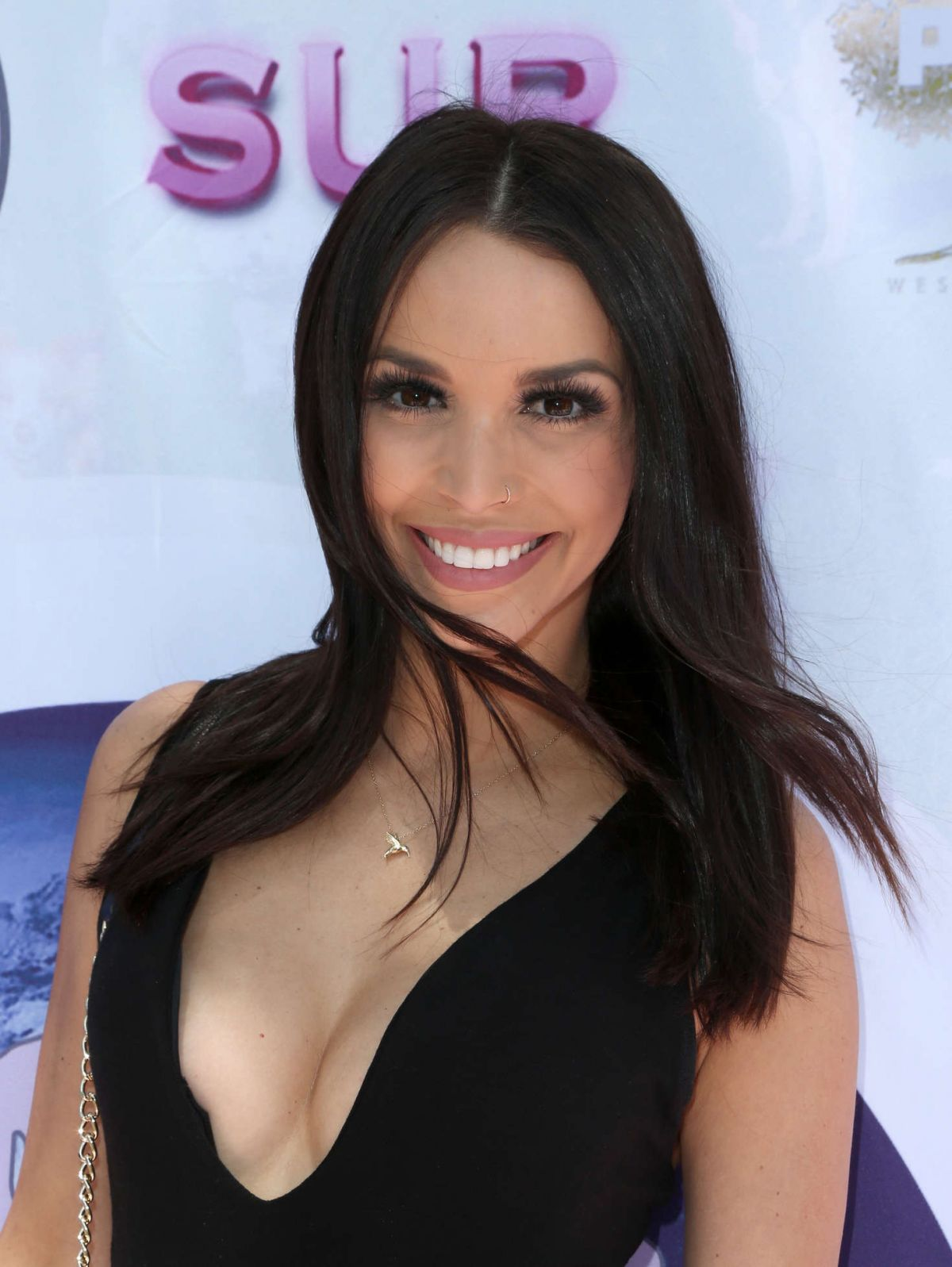 Scheana Shay At World Dog Day In West Hollywood