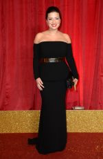 Sophie Austin At British Soap Awards 2016 London