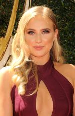 Veronica Dunne At 43rd Annual Daytime Emmy Awards In Los Angeles