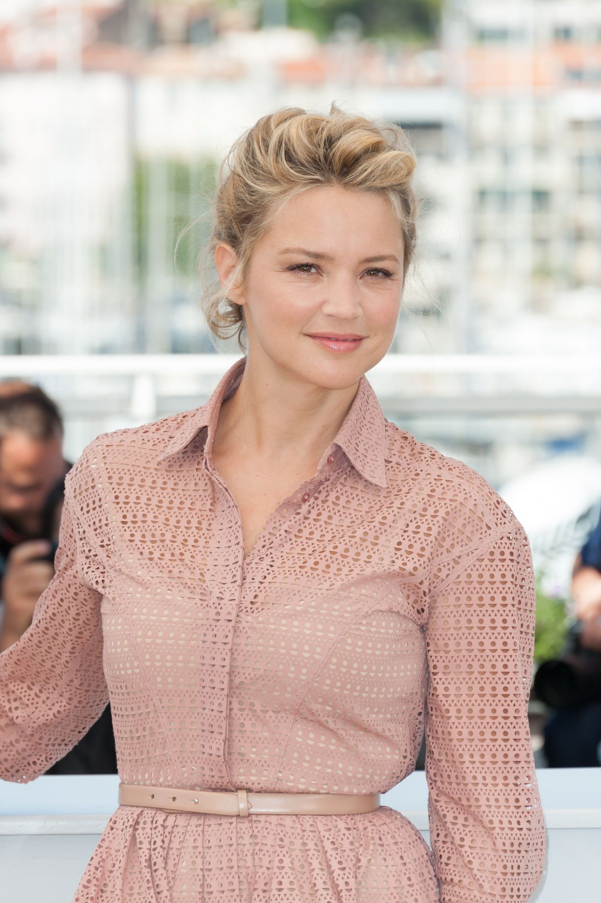 virginie efira at elle photocall at the annual 69th cannes film festival at palais des. Black Bedroom Furniture Sets. Home Design Ideas