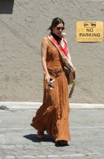 Alessandra Ambrosio Out In West Hollywood
