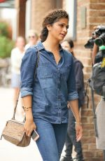 Camila Alves Out In NYC