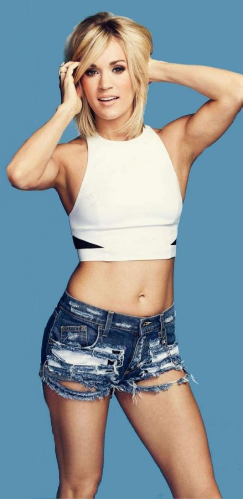 Carrie Underwood For US Weekly