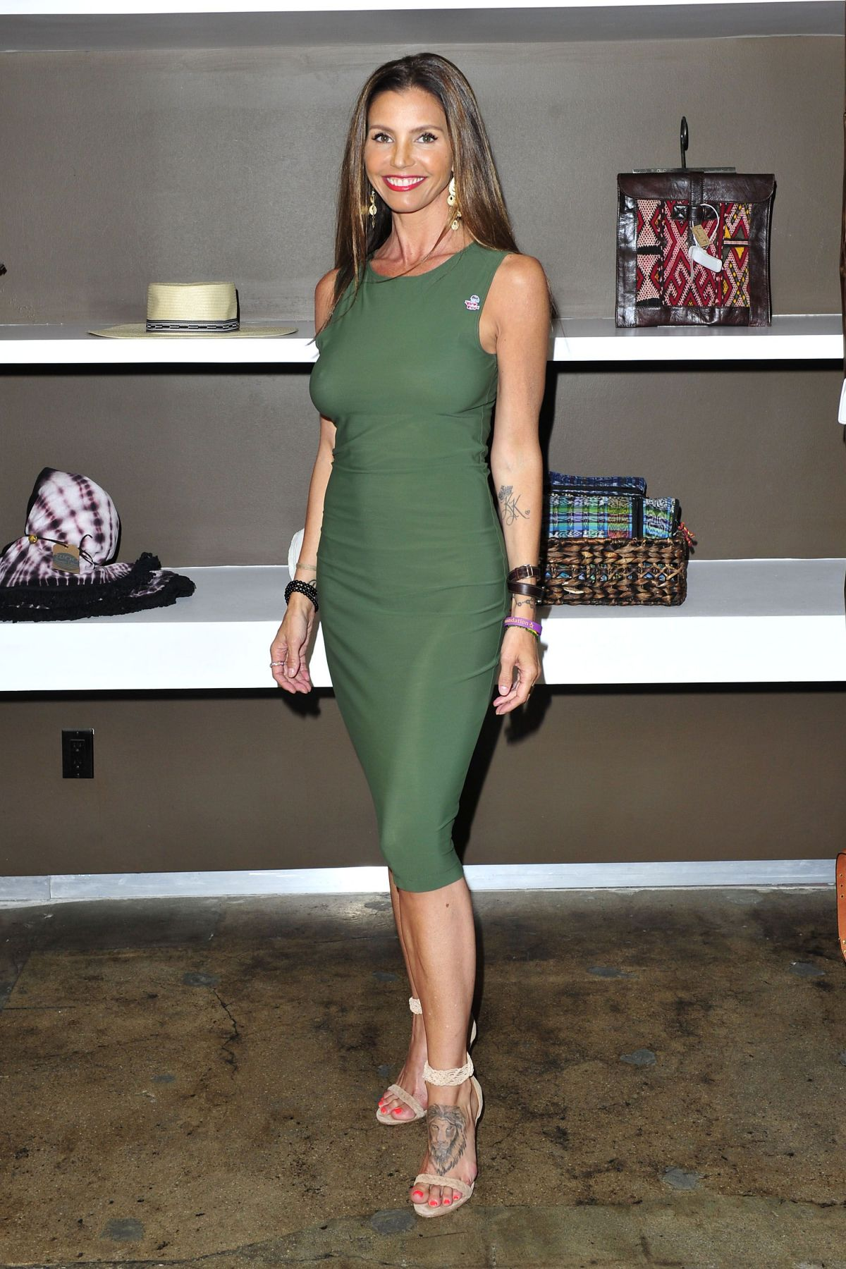 Charisma Carpenter At Live Fast Die Hot book release party In Beverly Hills