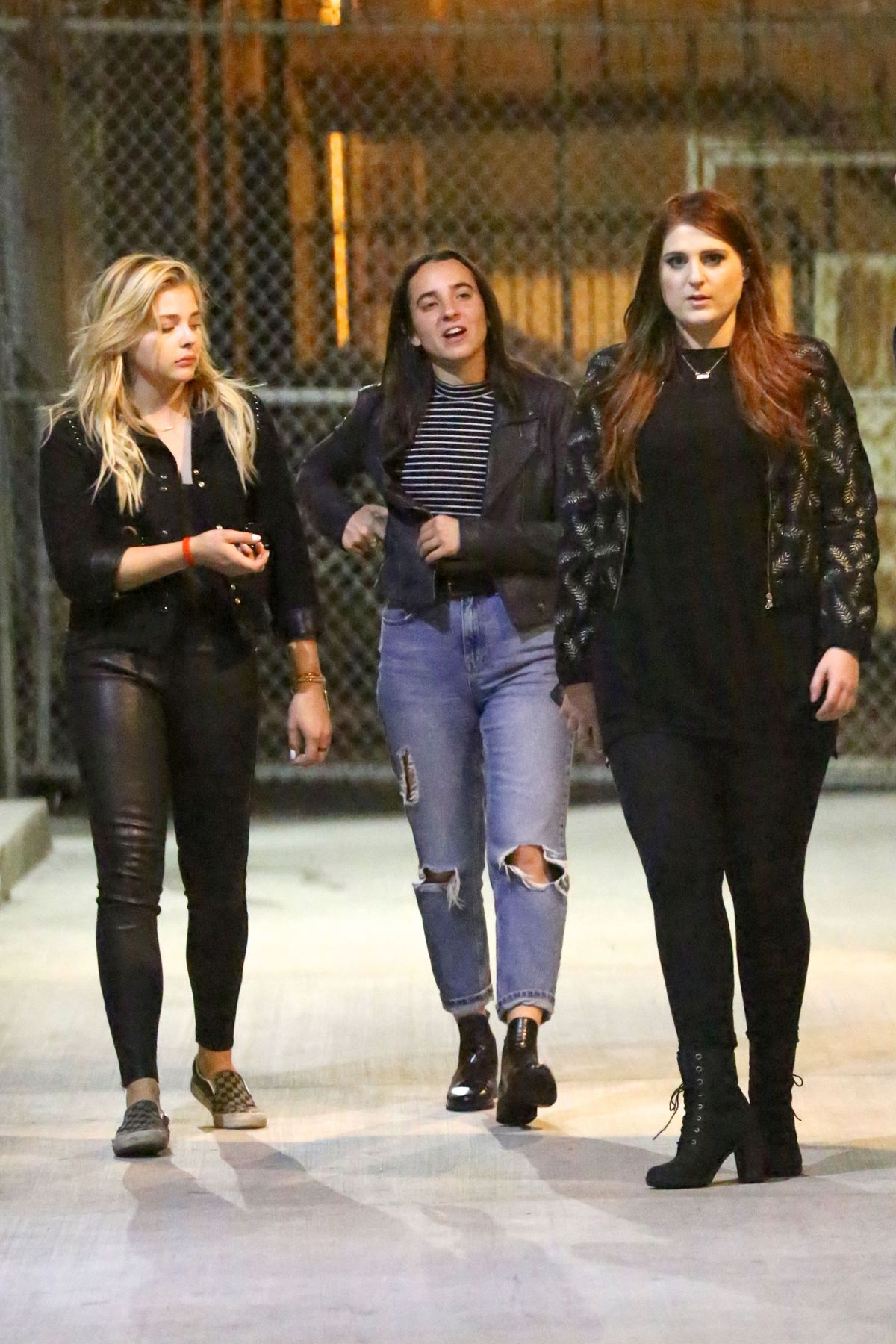 c7ef5e159f Chloe Moretz At The Warwick Nightclub In Hollywood - Celebzz