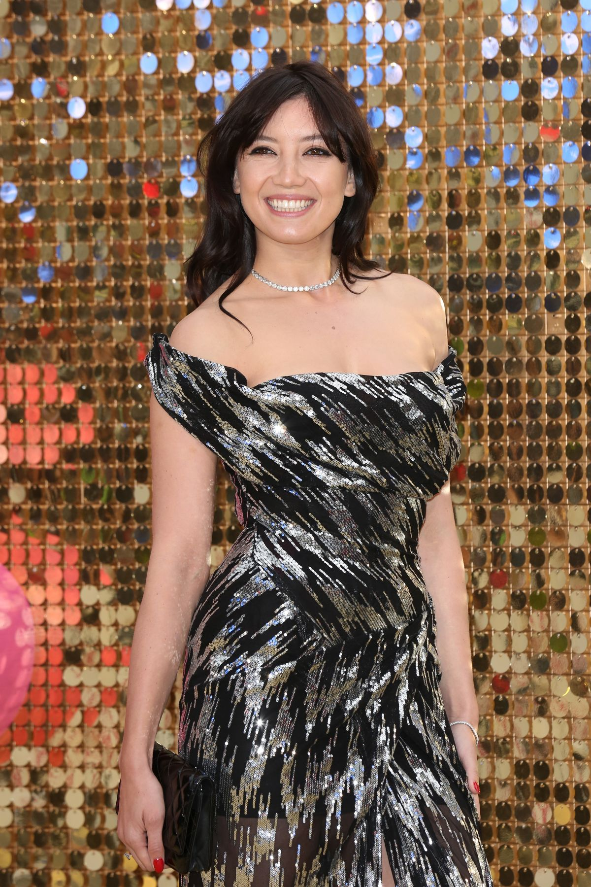 """Daisy Lowe At """"Absolutely Fabulous: The Movie"""" premiere in London - Celebzz"""