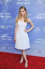 "Erin Moriarty At ""Captain Fantastic"" Premiere Los Angeles"