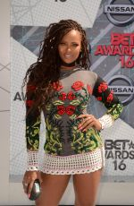 Eva Marcille At 2016 BET Awards at Microsoft Theater In Los Angeles