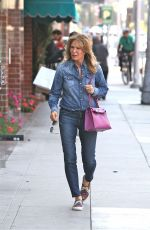 Jaclyn Smith Out In Beverly Hills