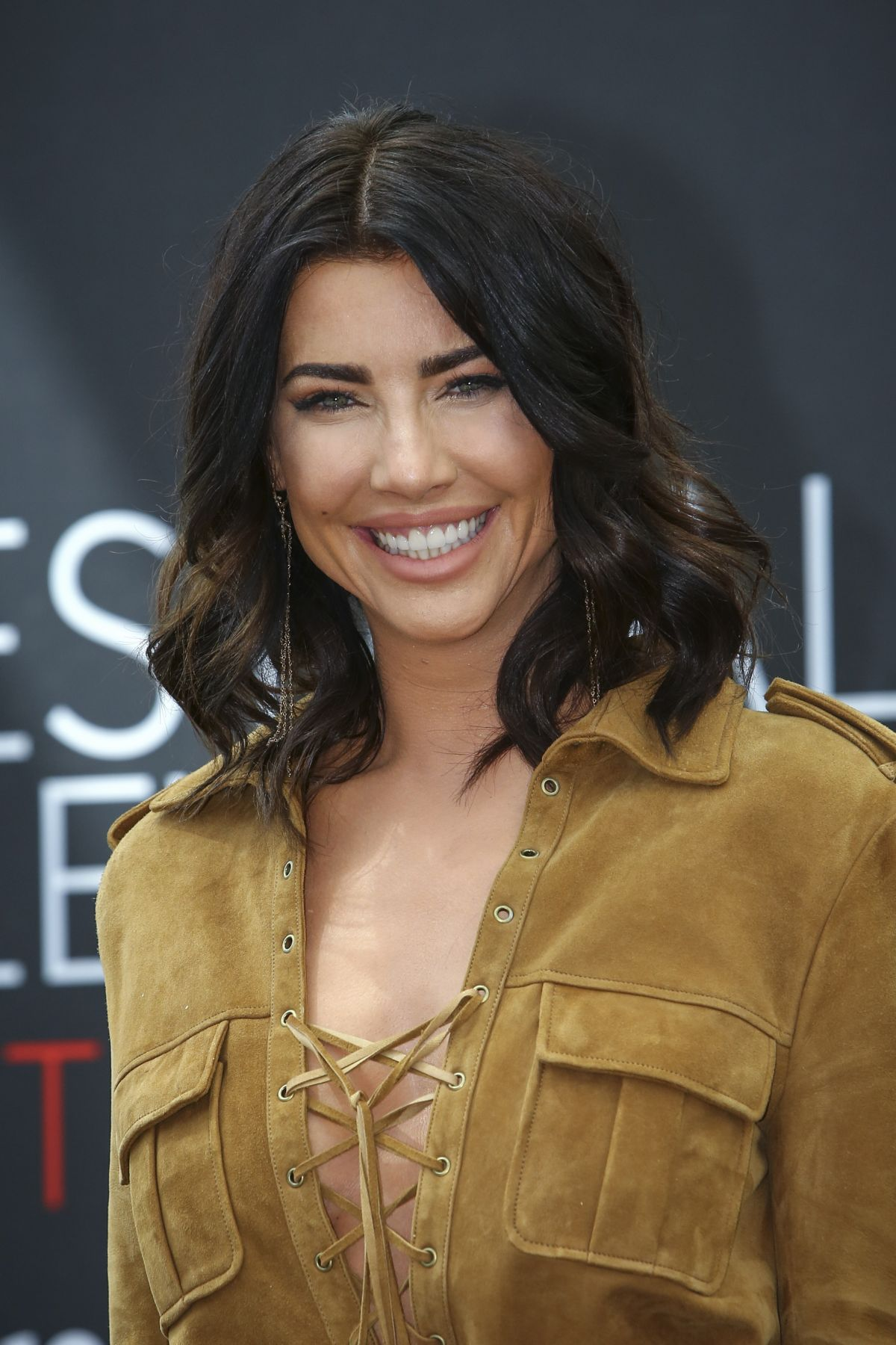 Jacqueline MacInnes Wood At The Bold & the Beautiful ...