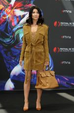 Jacqueline MacInnes Wood At The Bold & the Beautiful Photocall during 56th Television Festival In Monte Carlo
