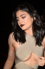 Kylie Jenner At The Nice Guy In West Hollywood
