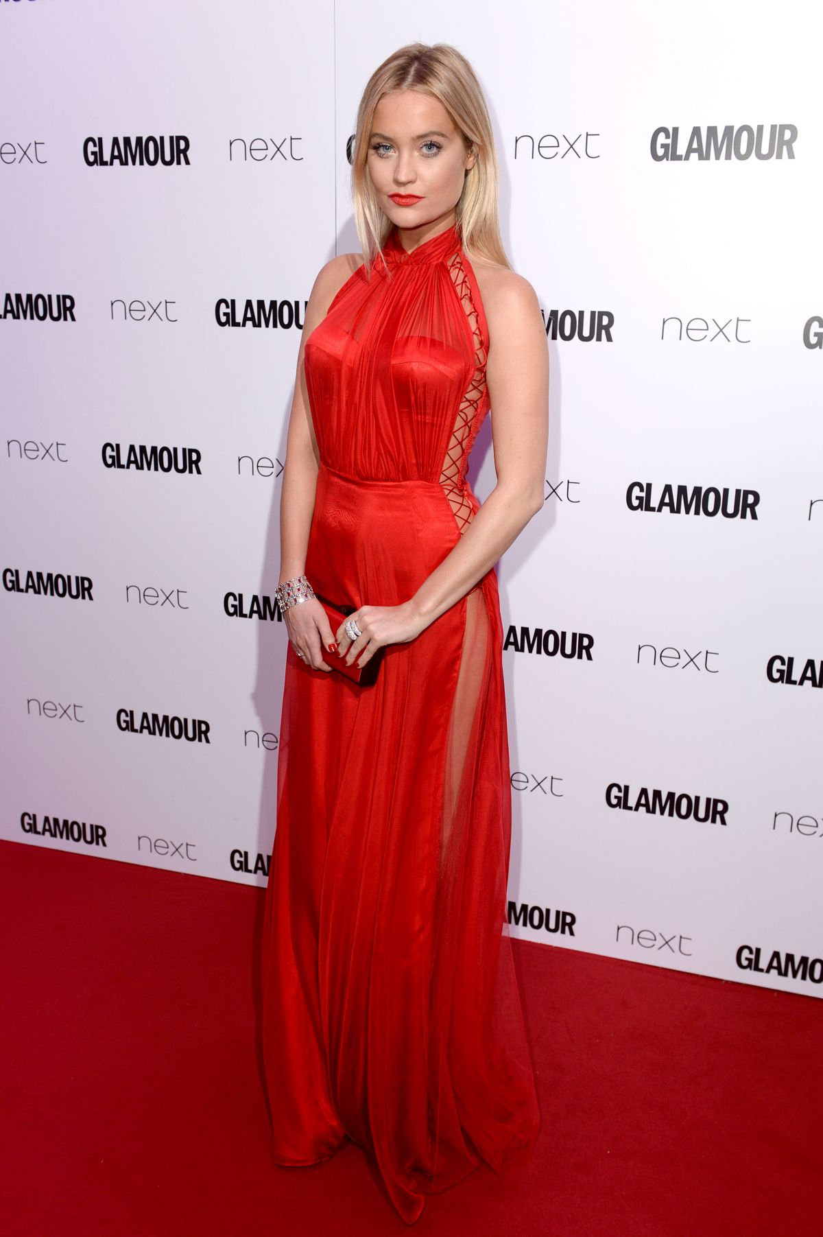 301f00214613 Laura Whitmore At Glamour Women of the Year Awards In London - Celebzz