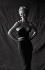 Leven Rambin Parrack At Sergio Kurhaje photoshoot of The Imagista