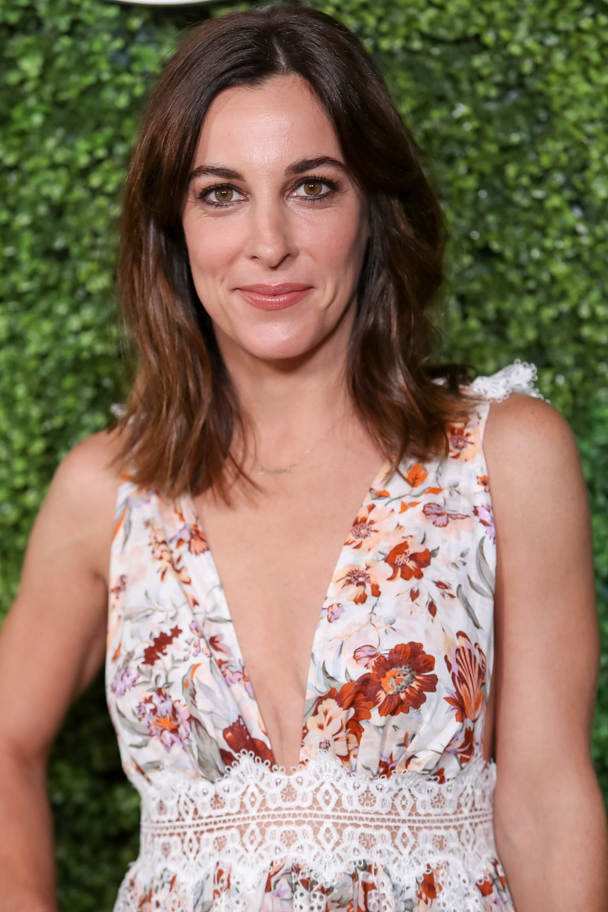 Lindsay Sloane At 4th Annual CBS Television Studios Summer Soiree In West Hollywood