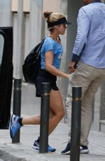 Shakira Out In Barcelon