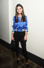 Victoria Justice At Premiere of