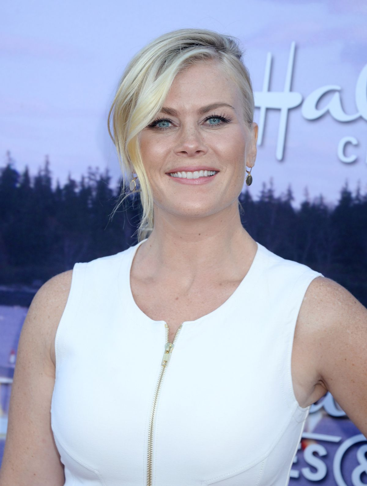 Alison Sweeney At Hallmark Movies and Mysteries Summer 2016 TCA Press Tour in Beverly Hills